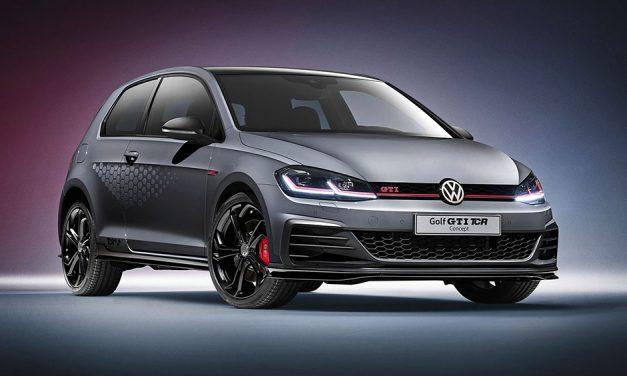 Prohlédněte si koncept Volkswagen Golf GTI TCR