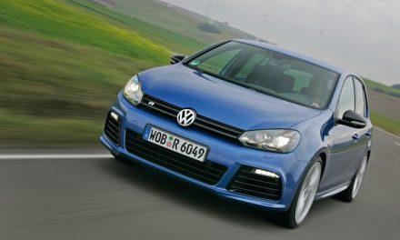 Přichází nejvýkonnější Golf – VW Golf R!