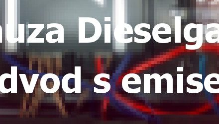 Kauza Volkwagen (Dieselgate) – shrnutí podvodu s emisemi
