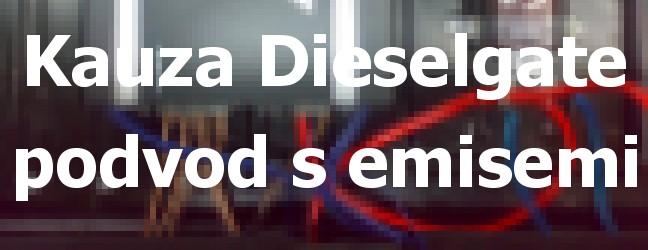 Týká se vás kauza Dieselgate? Čekejte pozvánku do servisu