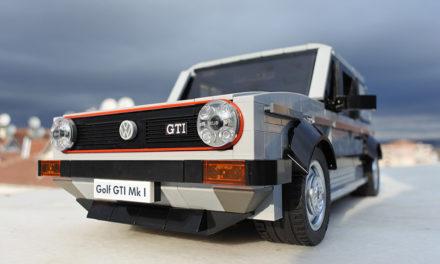 Dočkáme se LEGO modelu Volkswagen Golf MK1 GTI?