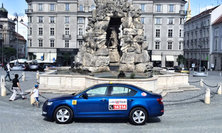 Skvělá mobilní apka od Lido Taxi Brno – objednej si svůj taxík z mobilu!
