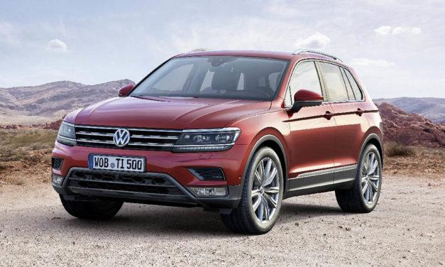 Nový VW Tiguan 2016 je v Česku – ceny, motorizace, výbava