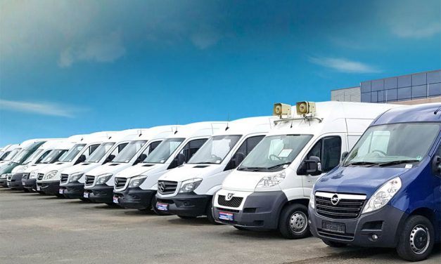 Výbeř vhodné dodávky a užitkového vozu