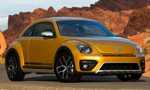 Volkswagen Beetle Dune jde do sériové výroby!