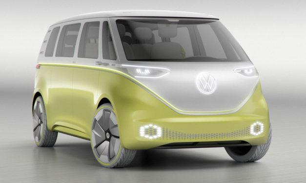 Volkswagen jde vstříc elektromobilové budoucnosti