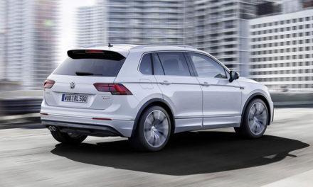 Nová generace VW Tiguan 2016 se začala vyrábět