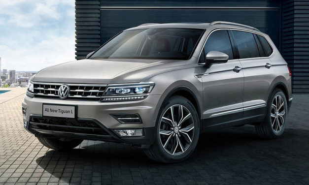 Nový Volkswagen Tiguan Allspace již v květnu