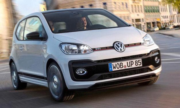Chystá se sportovní verze Volkswagen Up! GTI