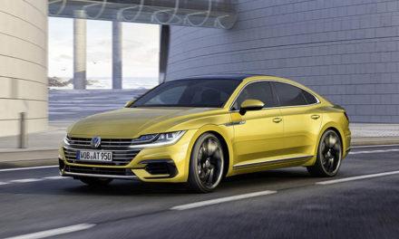 Nový Volkswagen Arteon (2017) představen