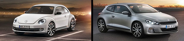 Volkswagen nejspíš ukončí výrobu modelů Beetle a Scirocco