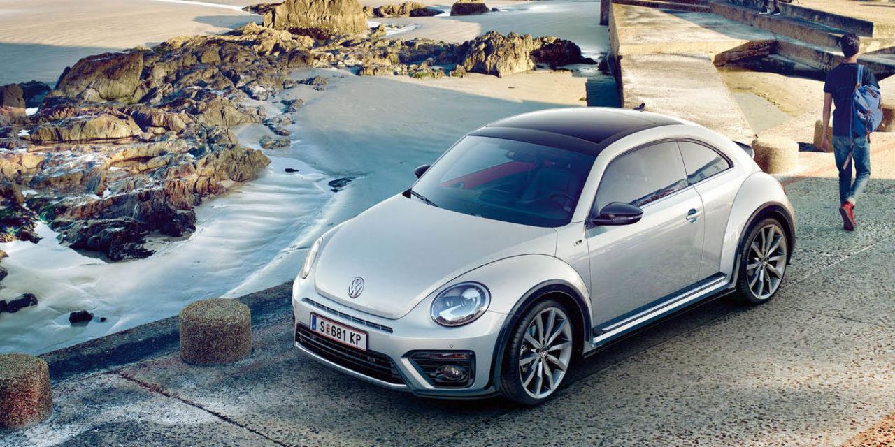 Volkswagen Beetle čeká drobný facelift