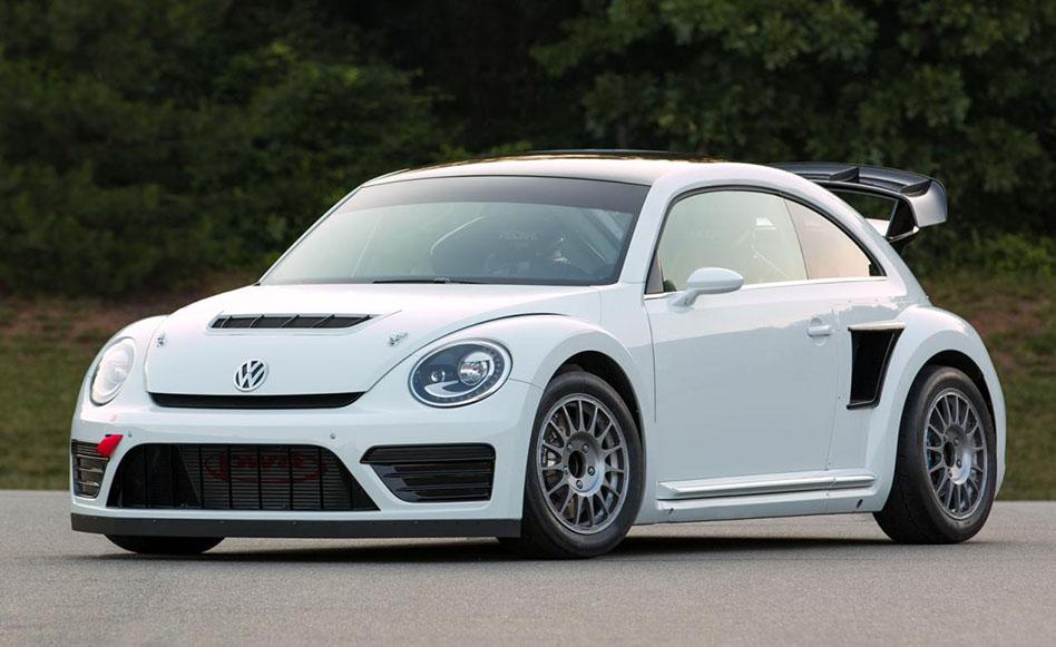 Volkswagen Beetle GRC – super závodní Brouk