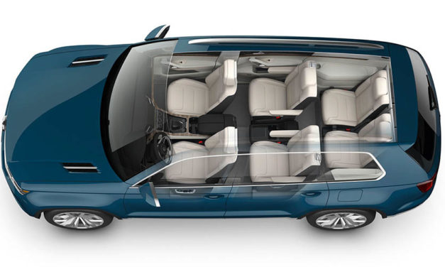 Nový Volkswagen Touareg III již v roce 2017