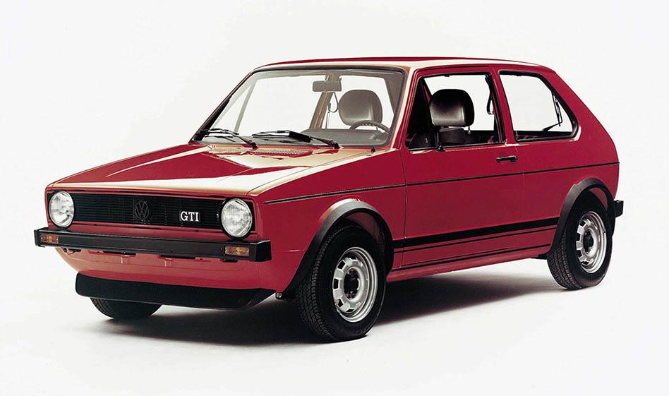 Volkswagen Golf I – první generace