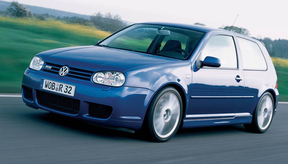 Volkswagen Golf IV – čtvrtá generace