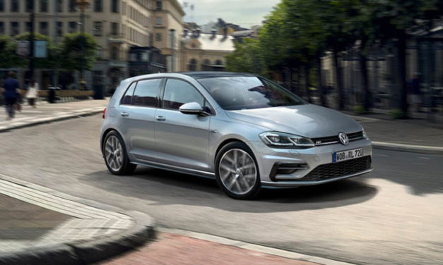 Nový Volkswagen Golf – nejoblíbenější Volkswagen