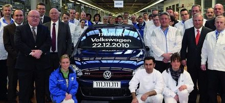 Historicky nejoblíbenější modely VW