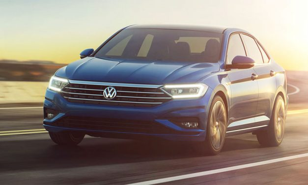 Sedmá generace Volkswagen Jetta představena v Detroitu