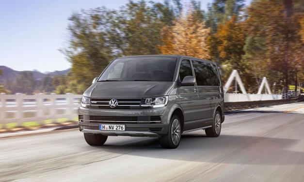 Sériová verze Volkswagen Multivan PanAmericana (2016) je tu