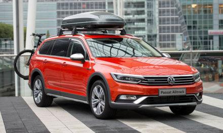 Nový Volkswagen Passat Alltrack jde do prodeje v ČR