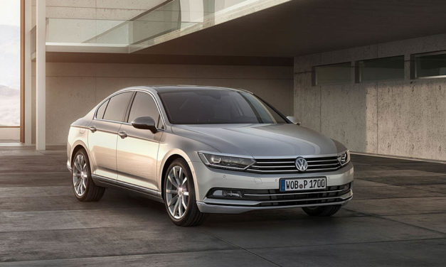Volkswagen pozastavuje výrobu Passatu