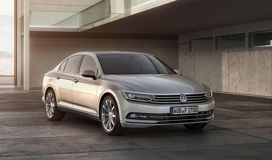Nový Volkswagen Passat se stal Evropským autem roku 2015!