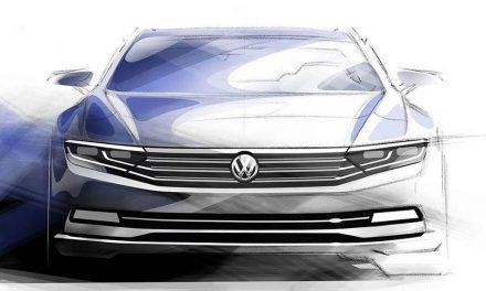 Chystá se nový Volkswagen Passat (2014)
