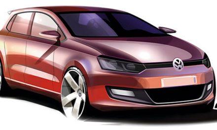 Chystá se nové Volkswagen Polo 2016