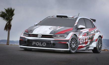 Prohlédněte si nové závodní Polo GTI R5