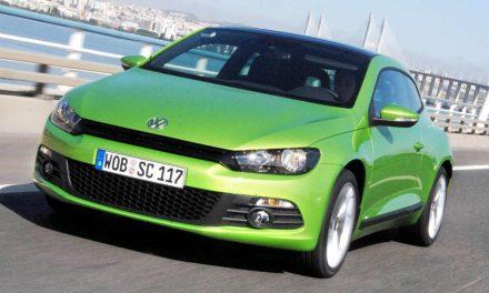 Volkswagen Scirocco –  přehled motorizací