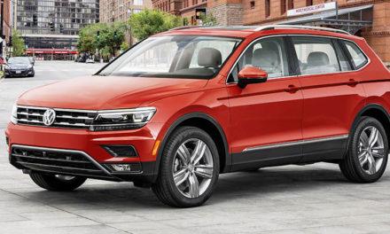 V Detroitu byl představen nový VW Tiguan Allspace