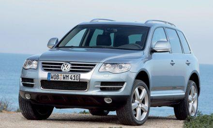 Volkswagen Touareg – přehled cen a motorizací