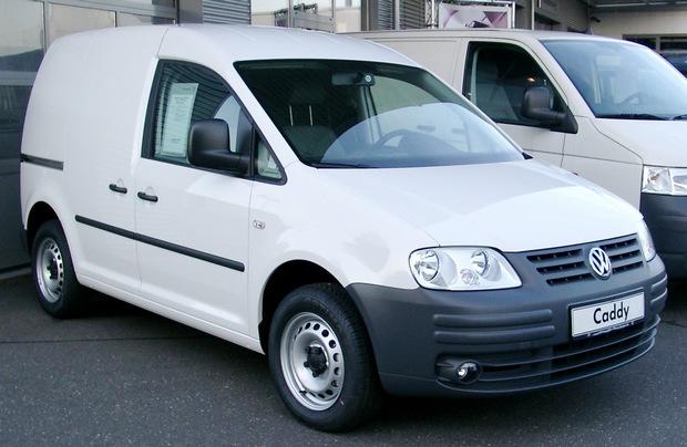 Varianty a motorizace Volkswagenu Caddy