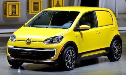Nový koncept elektromobilu: Volkswagen e-load up!