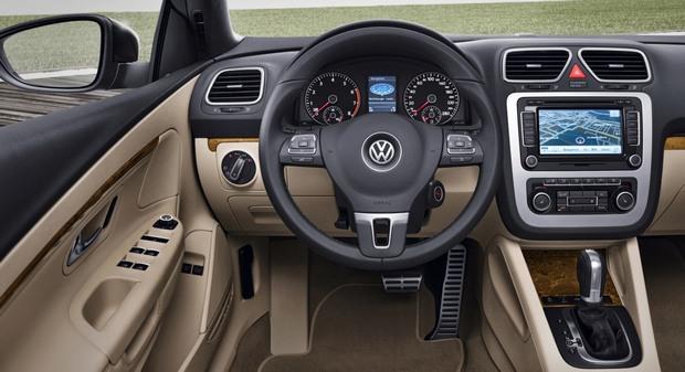Nový facelift modelu VW Eos