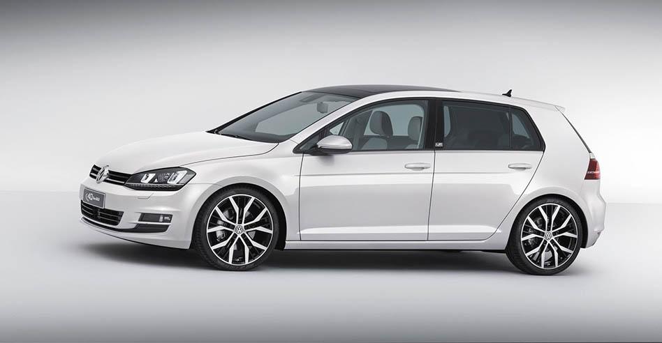 Výroční studie: Volkswagen Golf Edition Concept