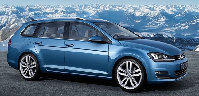 V ČR se začal prodávat nový Volkswagen Golf Variant