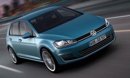 Nový VW Golf VII – sedmá generace