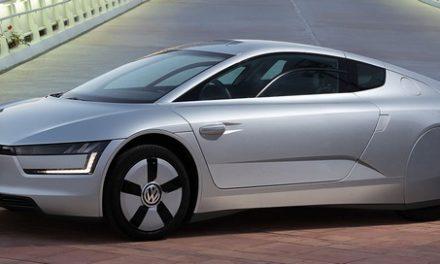 Exkluzivní hybrid VW XL1 bude jen pro vyvolené