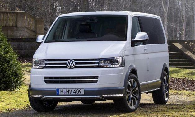 Volkswagen Multivan Alltrack – koncept luxusního Transporteru