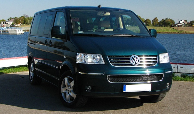 Výbava Volkswagenu Multivan Highline