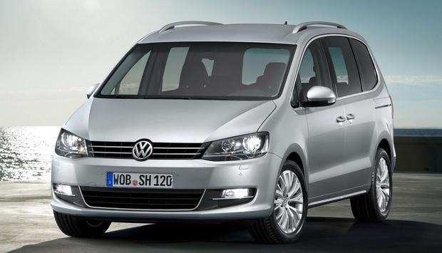 Volkswagen Sharan – přehled motorizací