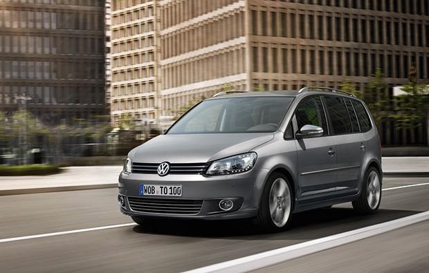 Nové generace VW Tauran