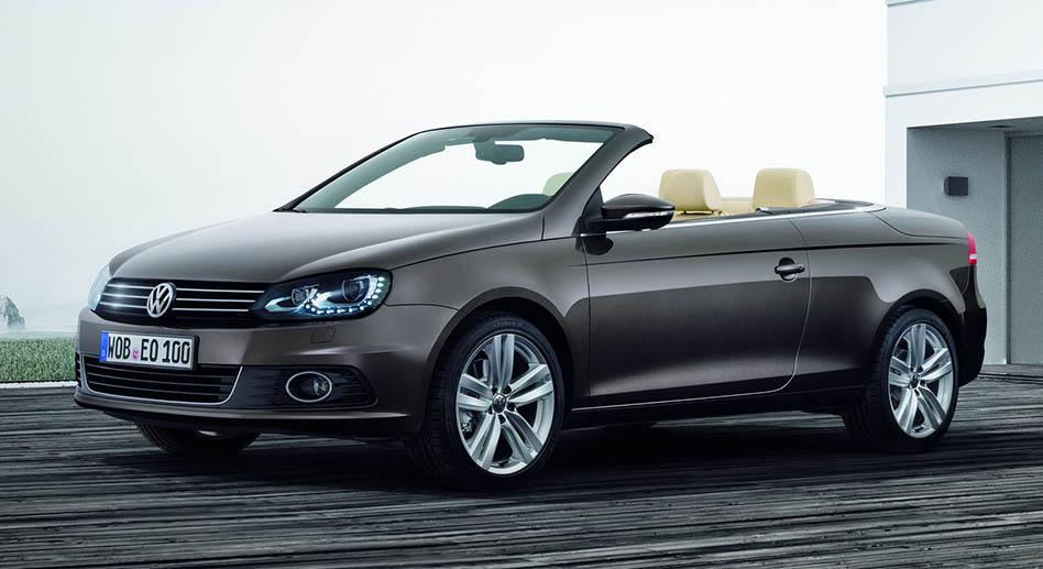 Poslední šance si koupit Volkswagen Eos, jeho výroba končí