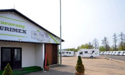 Prodej a servis nových i bazarových karavanů na jednom místě