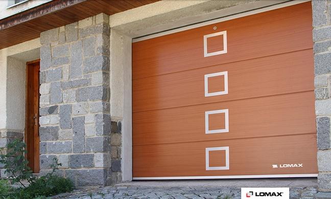 Kvalitní a dostupná garážová vrata
