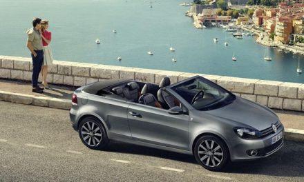 Speciální edice: Volkswagen Golf Cabriolet Karmann Edition