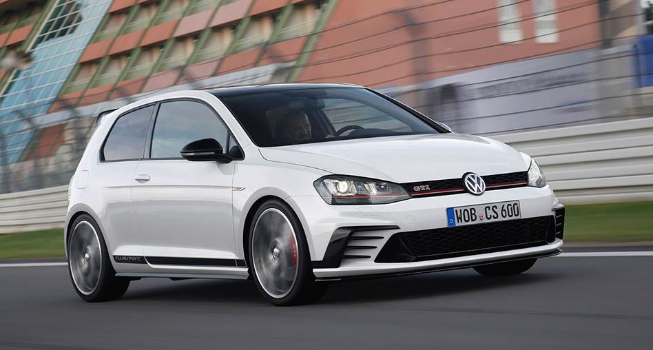 Volkswagen Golf GTI Clubsport – k oslavě 40 let od prvního GTI