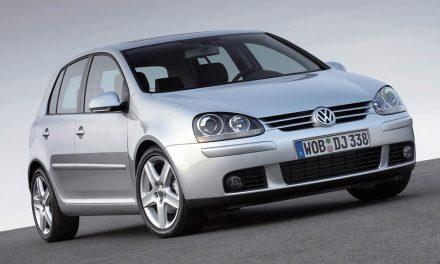 Volkswagen Golf V – pátá generace